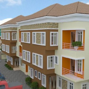 Capture 300x300 4 units, of 4 Bedroom and BQ residential apartment