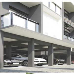 5 300x300 Forsale : 12 Units of 3 bedroom Flats At Oniru , Lagos .